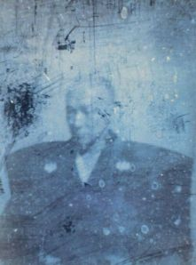 A daguerrotype of Shimazu Nariakira, the daimyo of Satsuma and patron of Saigo until the former's death in 1859.