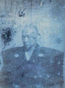 A daguerrotype of Shimazu Nariakira, the daimyo of Satsuma and patron of Saigo until the former's death in 1859.