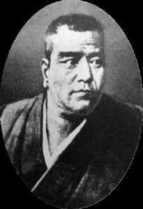 Saigo Takamori after his retirement.
