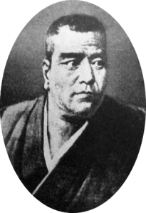 Saigo Takamori after his retirement.