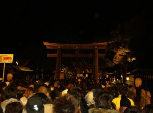 800px-Meiji_Shrine_Sando_and_Torii_New_Year_Worship
