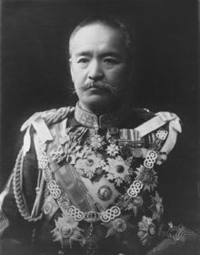 Katsura Taro, protege of Yamagata Aritomo and another member of the second generation of Japanese leaders.