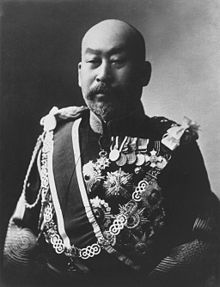 Terauchi Masatake, the Prime Minister who ordered Japanese intervention in Siberia.
