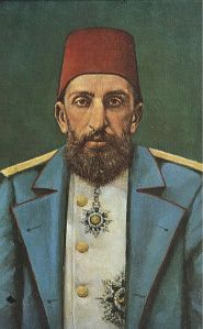 Sultan Abdul Hamid II of the Ottoman Empire. Abdul Hamid was a devout admirer of the Japanese, though he did not embrace the idea of constitutional political reform on the Japanese model.