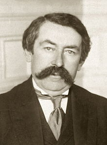 French Minister of Foreign Affairs Aristide Briand, one of the thinkers behind the Kellogg-Briand Pact. After World War II, the pact would provide the intellectual inspiration for many other agreements to restrict or end war, including the UN Charter.