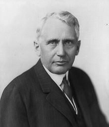 Frank Kellogg, US Secretary of State and one of the minds behind the Paris Peace Pact (Kellogg-Briand Pact).
