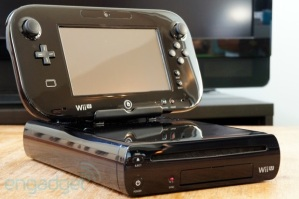 The Wii U, Nintendo's newest system and one of the projects I worked on while I was there. Courtesy of Endgaget.