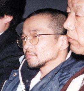 Endo Seiichi, the Aum biowarfare expert. Courtesy of Asahi Shinbun.