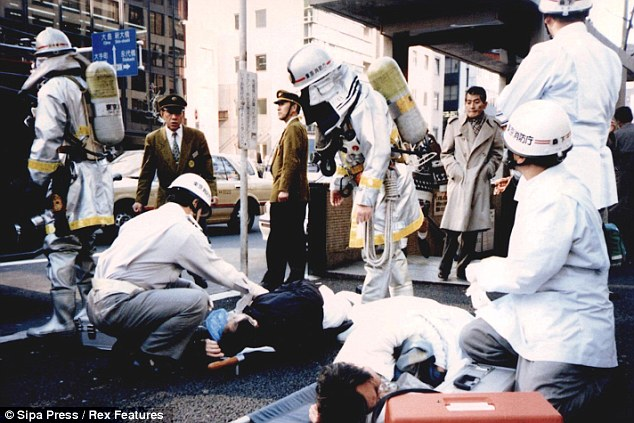 the attack by aum shinrikyo Rome — the japanese doomsday cult aum shinrikyo (supreme truth) has been pretty quiet since its members, following the orders of its founder, shoko asahara, killed 13 people and sent more than 5,000 to the hospital in a gruesome sarin gas attack on the tokyo subway in march 1995.