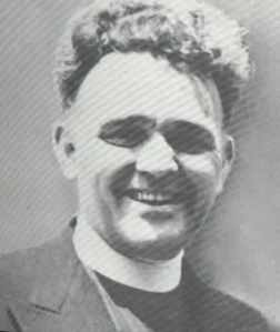James Drought, the Maryknoll priest and ringleader of the John Doe Associates. Drought would attempt to assist the peacemaking process but end up severely hampering it.