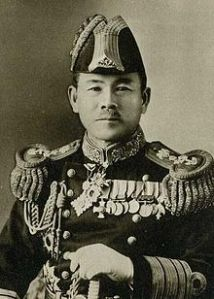 Admiral Toyoda Teijiro, Matsuoka Yosuke's replacement as foreign minister. Though less actively incompitent than his predecessor, he was not a skilled diplomat and did not have a plan to avert war.
