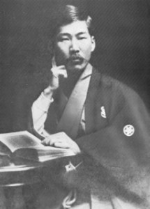 Kotoku Shusui, the anarchist intellectual who would become the centerpiece of the trials despite not being involved in the plot.