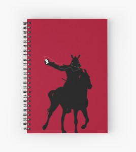 notebook merch