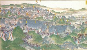 The recapture of Nanjing from the Taiping Heavenly Kingdom. The Taiping Rebellion is the largest civil war in human history, and it lasted almost two decades.