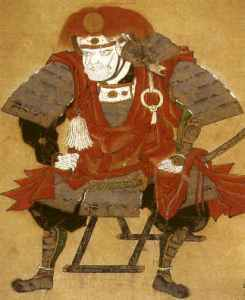 Takeda Shingen.