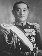 Mitsumasa Yonai (Navy Minister, Peace Faction). The only strongly pro-peace military man I know of, Yonai served as Prime Minister before the war and is noteworthy for making a serious effort to defuse tensions between the US and Japan. However, he was unable to restrain more bellicose members of government.