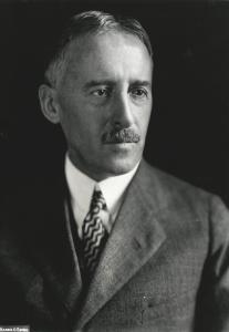 "Henry Stimson ""wrote"" an article for Harpers Magazine in 1947 defending the use of the atomic bomb."