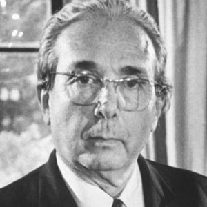Leo Szilard later in life. Szilard was haunted by the bomb and wracked with guilt for the rest of his life.