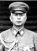 Umezu Yoshijiro (Chief of Army General Staff, Hawk Faction). Umezu was a career army man, and believed that while a final battle on Kyushu didn't present great odds for Japan it was better than caving in without one last go.