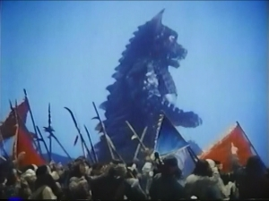 Pulgasari, a masterpiece of socialist filmmaking.