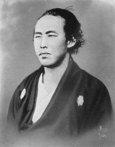 Sakamoto Ryoma, a minor samurai from Tosa domain, started his political career as a devoted Shishi. However, Katsu Kaishu convinced him of the utility of foreign ideas, and instead Sakamoto began working at the bakufu's naval training academy in Nagasaki.