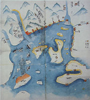 180px-Operations_map_of_the_Second_Choshu_Expedition_by_Sakamoto_Ryoma