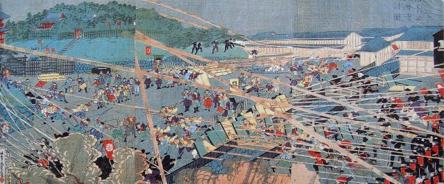 Battle_of_Ueno_4_July_1868