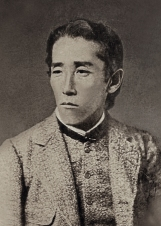 Itagaki Taisuke was the highest ranking loyalist left in Tosa after the death of Sakamoto Ryoma. He served as Tosa's military liason to the loyalists during the Boshin War.