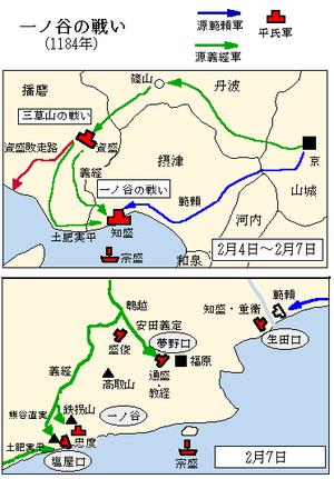 300px-一ノ谷の戦い