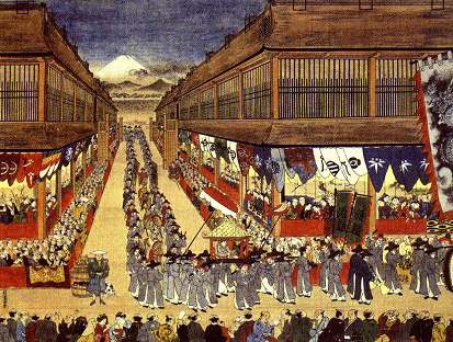 Joseon_procession_in_Edo_1748