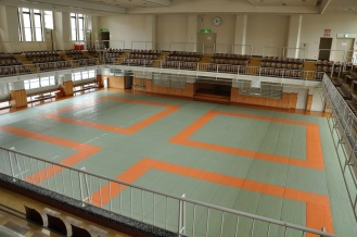 The Kodokan has gotten a bit bigger as time has gone on.