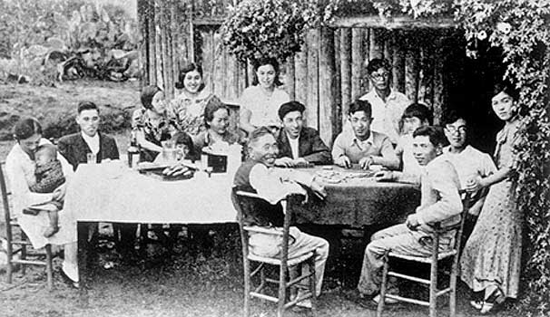 Família_Japonesa_em_Bastos_1930